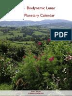 Lunar Calendar Såkalender 2015 Pierre Mason Engl 2 (1,5 Horas Atrasado)