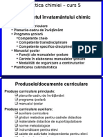 DP Curs 5 Didactica Chimiei 2013