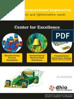 DHIO Academic Brochure 2014 2015