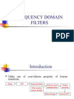 frequency Domain Filters