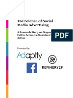 Social Media Advertising - Adaptly