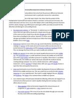 Barotrauma/Decompression Sickness Overview Barotrauma Refers to Medical