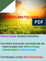 Bioclimatologia 2015 Cu Imagini