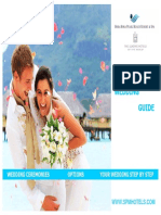 Wedding Guide Bora Bora Pearl Beach Resort & Spa 2014
