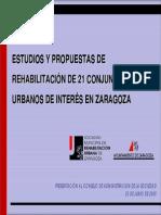 Rehabilitacion urbana