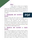 Algo de Informacion Para Creacion de empresas en Venezuela