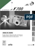 FPF700 Manual Es