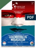 Brochure Davis Cup