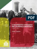 Movimento Operário Em Moçambique José Capela