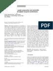 Procedure for Tissue Sample Preparation and Metabolite