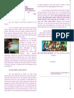 Sales Letter Sample