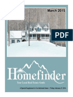 Marion March Homefinder 2015