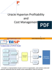 Hyperion Profitability and Cost Management Building Blocks