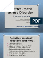 Pharmacotherapy for PTSD (Final)
