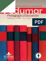 Revista Fedumar, Pedagogía y Educación, Universidad Mariana