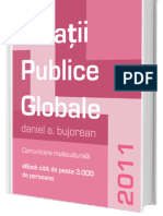 Relatii Publice Globale #GlobalPReBook