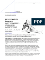 BryanCantley SCI ArcGallery PR 9.23.2014