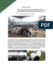 Boletín de Prensa Macuma