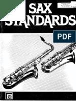 Sax Standards Duo Com Percussao