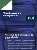 Iluminação de Emergência - NBR10898