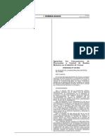 Ordenanza N° 385-MDC. Aprueban los Lineamientos de Prevención y Control de Ruidos Molestos en el distrito de Comas.