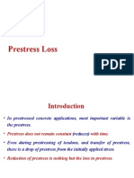 Losses in PSC