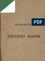 Almanaque Antonio Maria Bordalo Pinheiro