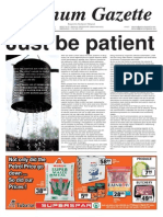 Platinum Gazette 27 February 2015