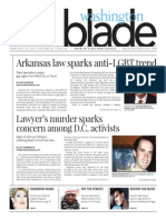 Washingtonblade.com, Volume 46, Issue 9, February 27, 2015
