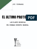El Ultimo Protocolo- Leo Ferraro
