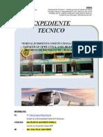 Informe n01 de Rehabilitacion y Mejoramiento de Agua y Desague