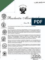 Ley 25333 Técnico Titulado de IST acceden al Nivel SPE H.F.M.S-2015