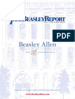 The Jere Beasley Report, May 2014