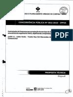 Dalcon - Proposta Tecnica