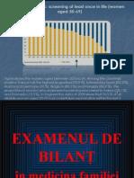 02. Examenul de Bilant
