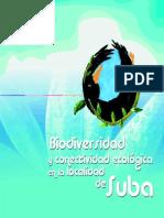 Biodiversidad y Conectividad Ecológica en La Localidad de Suba