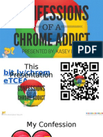 confessions of a chrome addict - tcea15