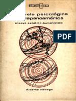 Rabago, Alberto - La Novela Psicologica en Hispanoamerica