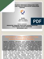 3. Job Safety Analysis (Jsa) Pada Proyek Gedung