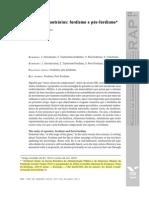 Tenorio 2011 Fordismo-Posfordismo