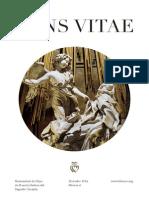 Fons Vitae nº 4 (Diciembre 2015)