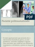 Paciente politraumatizado