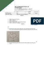 Circuit Theory Unit III