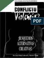 7. Conflicto y Violencia Lederach y Chupp