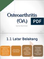 Slide Osteoarthrirtis