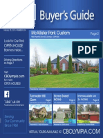 Coldwell Banker Olympia Real Estate Buyers Guide February 28th 2015