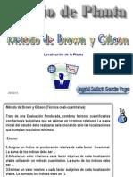 metodo brown gibson