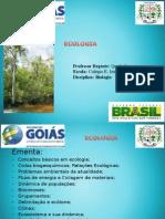 Aula 1 Ecologia -Biologia 3º Ano