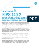 Wing 5 FIPS Spec Sheet