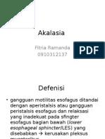 ppt referat Akalasia